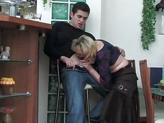 RUSSIAN MATURES GIVES UP ASS 2