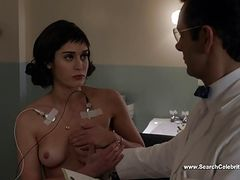 Lizzy Caplan - Masters of Sex Compilation